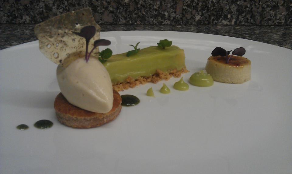 Tonkabohne / Torrone / Bergpfeffer / Avocado / Guave von Stephan Haupt
